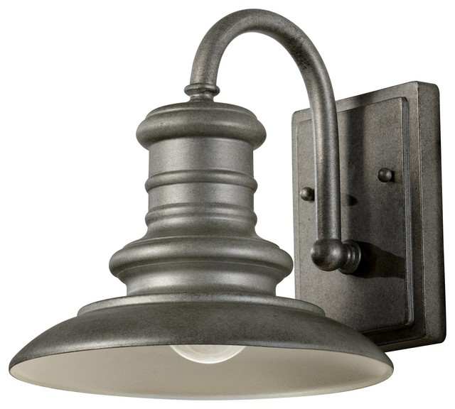 Transitional Outdoor Wall Lights : Murray Feiss Redding Station Transitional Outdoor Wall Sconce X-DRT0068LO - Transitional ...