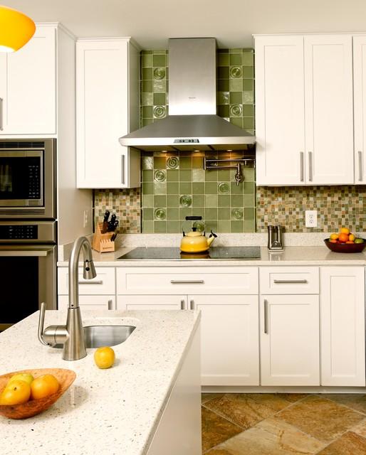 Dunn Backsplash contemporary-kitchen