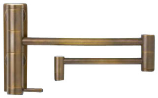 Waterstone Contemporary Wall Mount Potfiller (Fulton, Hunley and Parche) - 3200 contemporary-kitchen-faucets