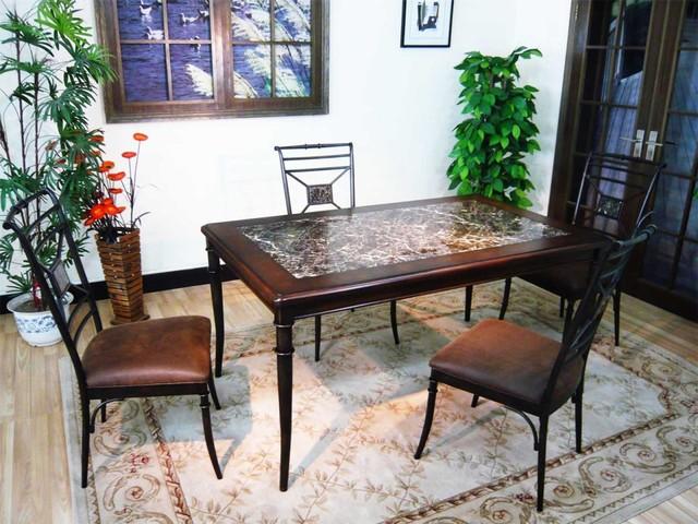 Kathy ireland home essex estate dining collection - Kathy ireland bedroom furniture collection ...