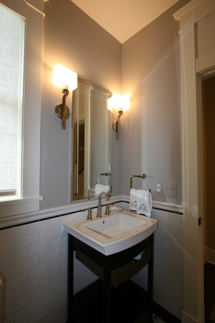 Northbrook traditional-bathroom