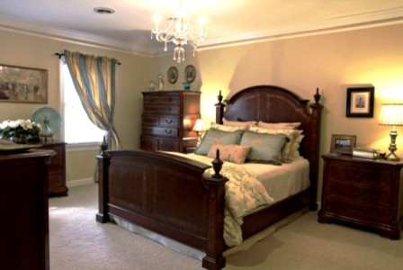 Luxury  Bedding traditional bedroom
