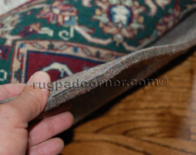 Superior rug pad for hardwood floors traditional-rug-pads