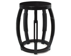 Zara Side Table / Stool eclectic-side-tables-and-accent-tables
