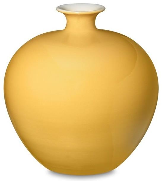 Pomegranate Vase contemporary-vases