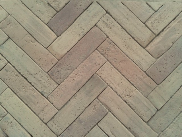 Reclaimed Terracotta Tiles Pastel Collection