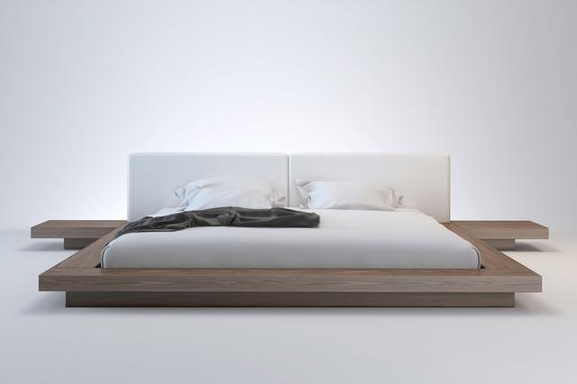 Worth Contemporary amp Modern Bed By ModLoft