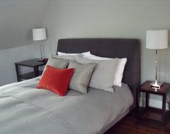 Man's bedroom modern