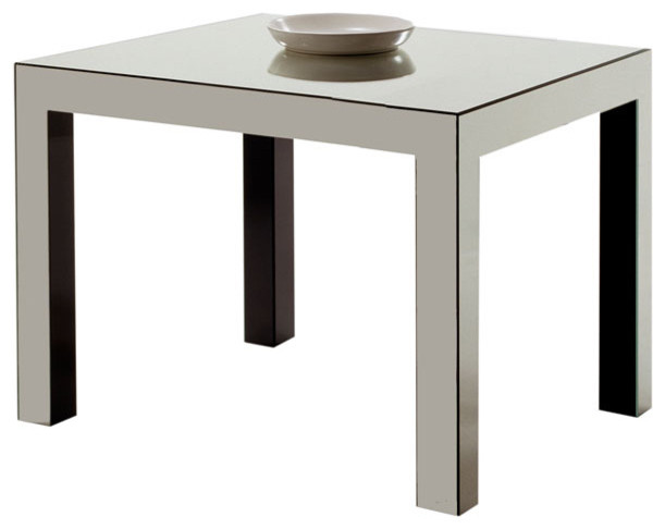 Glas Italia Mirror Mirror Square Dinging Table modern-dining-tables