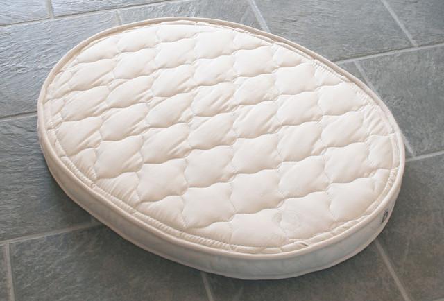 Crib Mattress - 100% Natural Latex' modern-baby-bedding