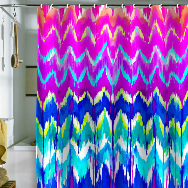 Gallery For gt Boho Shower Curtain