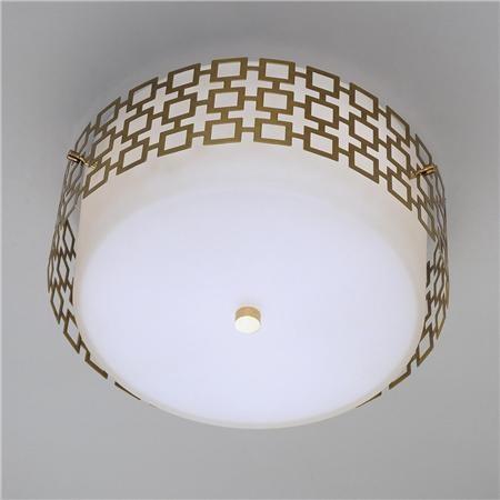 Jonathan Adler Ceiling Light contemporary-flush-mount-ceiling-lighting