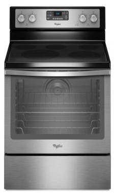 Whirlpool Range. 6.2 cu. ft. Electric Range with Self-Cleaning Convection Oven i contemporary-gas-ranges-and-electric-ranges