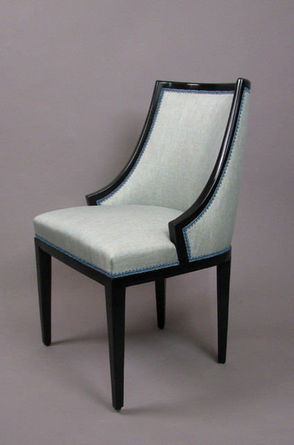 Victoria tub side chair modern dining chairs new york by f p