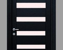 Optima Basic Modular Swing Door contemporary-interior-doors