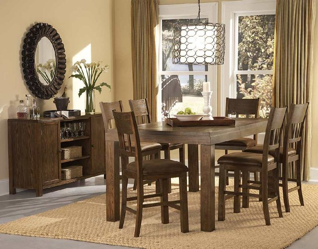 New Classic Furniture Carson City Dining Collection