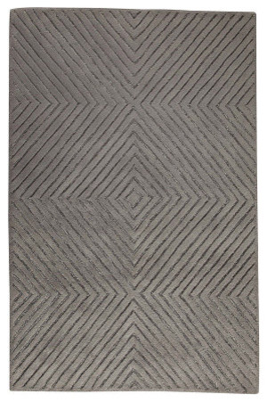 MAT Orange Catena Union Square Gray Area Rug contemporary-rugs