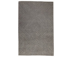 MAT Orange Catena Union Square Gray Area Rug contemporary rugs