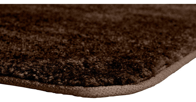 "Plush Deluxe Washable Bath Rug (2' x 3'4"") rugs"