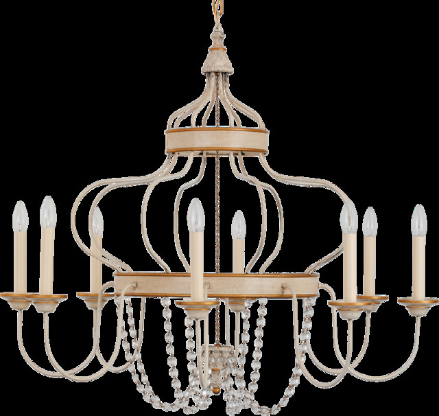 Mason Chandelier traditional-chandeliers