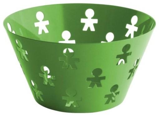 Girotondo pop fruit basket by alessi modern plants by lumens - Alessi fruit basket ...