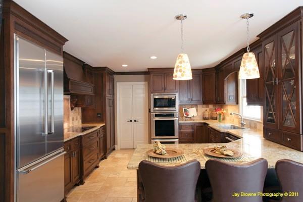 Columbia Remodel traditional-kitchen