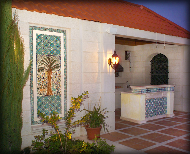 Outdoor Ceramic Tile Murals Rebellions - Ceramic tile murals for outdoors