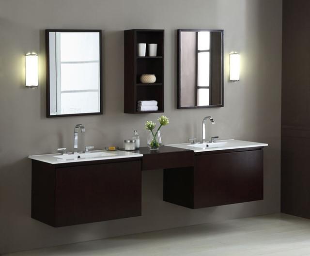 luxury bathroom vanities contemporary bathroom