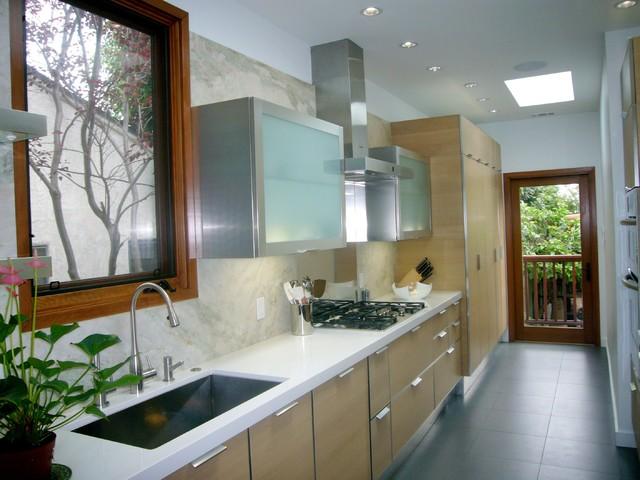 Stone Residence-Kitchen kitchen