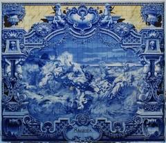 Portuguese Ceramic Tile Artistry