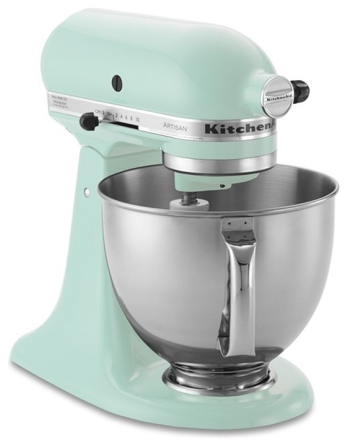 Kitchenaid Artisan Stand Mixer Ice Blue Contemporary