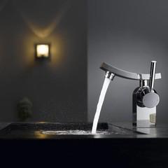 Kraus Unicus Single Lever Basin Faucet Chrome KEF-14301CH