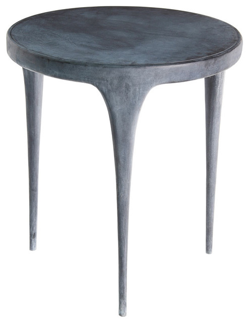 Cast Aluminum Outdoor Side Table