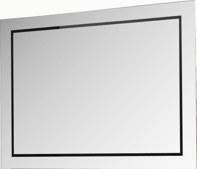 """Riga 31"""" 1 2 frameless mirror"""