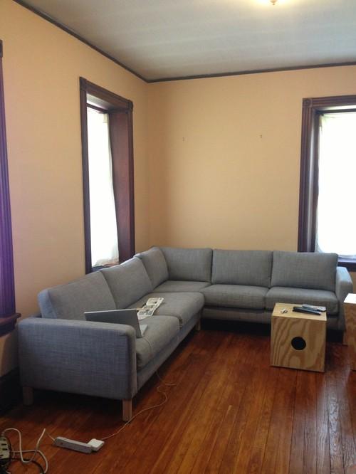 help choosing living room paint color
