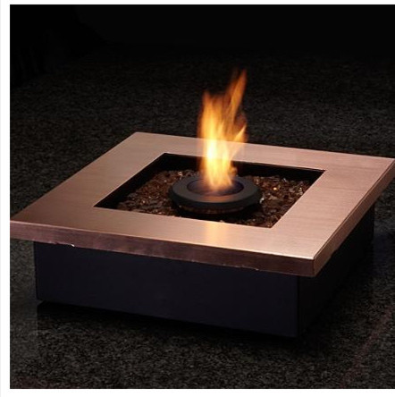 Zen Personal Tabletop Fireplace contemporary firepits