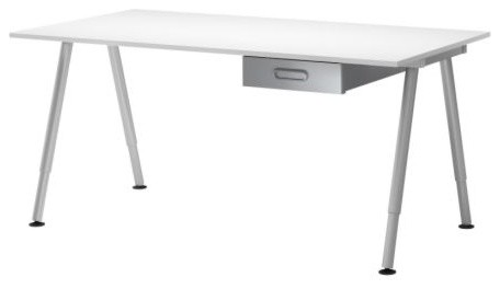 GALANT Desk combination with drawer modern-desks-and-hutches