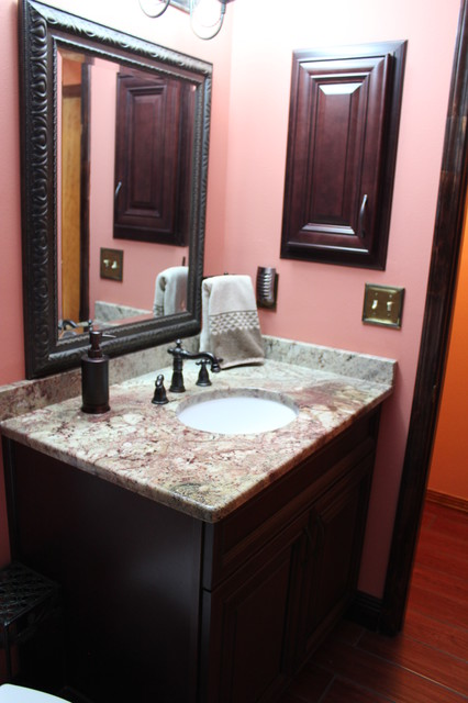 Kempton Traditional Bathroom Vanities And Sink Consoles Other Metro By Home Interior
