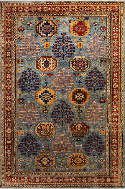 Classic / Informal Rugs traditional-rugs