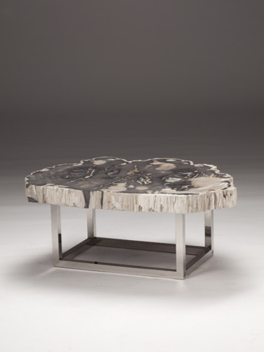Stone Slice Table  coffee tables