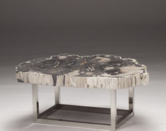 Stone Slice Table coffee-tables