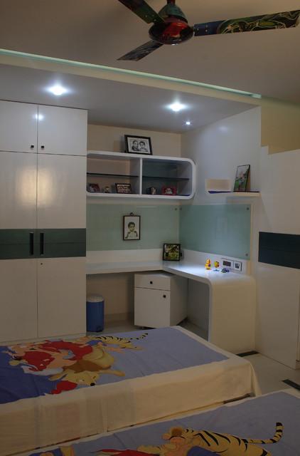 residence for mr.Murali and Shridhar modern-kids