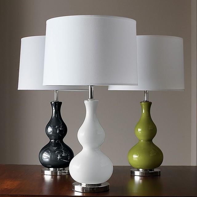 Soho Gourd Lamp modern-table-lamps
