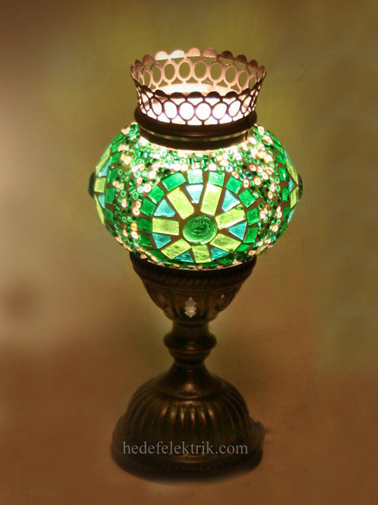 Turkish Style - Mosaic Lighting - Code: HD-97206_02