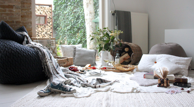 indoor picnic amsterdam by holly marder. Black Bedroom Furniture Sets. Home Design Ideas