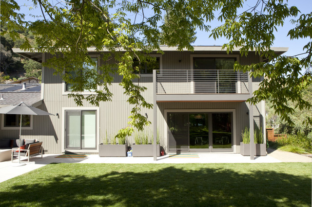 Curb Appeal modern-exterior