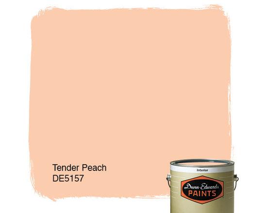 Dunn-Edwards Paints Tender Peach DE5157 -