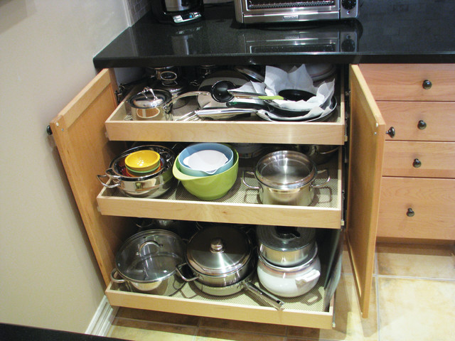 Pull Out Shelves Toronto By Gliding Shelf Solutions Inc