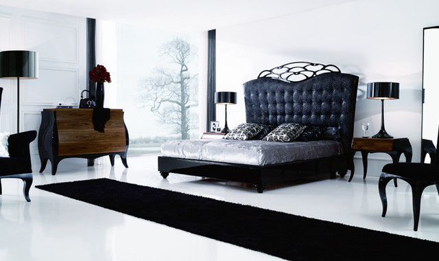 Abril Collection contemporary-beds