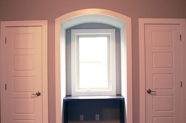 Copper Leaf Custom craftsman-bedroom